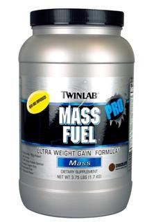 Mass Fuel (Chocolate 3.75 lbs) TwinLab