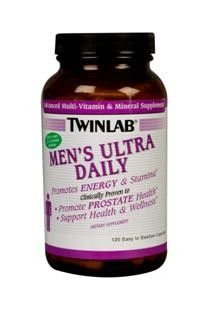 Mens Ultra Multi Daily (120 capsules) TwinLab