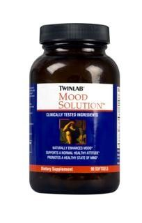 Mood Solution (90 softgels) TwinLab