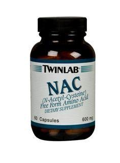 N-Acetyl-Cysteine (60 capsules) TwinLab