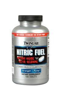 Nitric Fuel (180 tablets) TwinLab