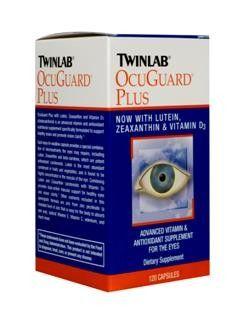 Ocuguard Plus (120 capsules) TwinLab