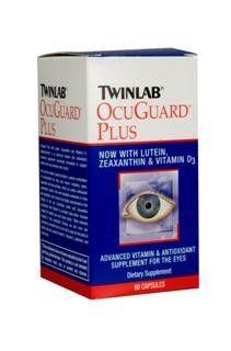Ocuguard Plus (60 capsules) TwinLab
