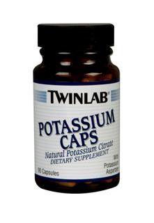 Potassium (90 caps) TwinLab