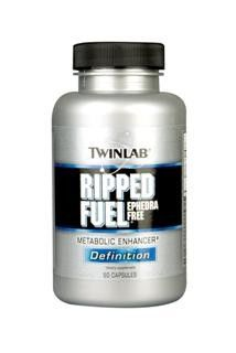 Ripped Fuel Ephedra Free (60 capsules) TwinLab