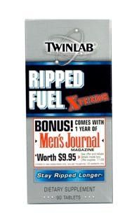 Ripped Fuel Xtendr (90 tablets) TwinLab