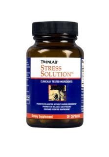 Stress Solution (30 capsules) TwinLab