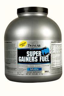 Super Gainers Fuel Pro Vanilla (10.3 lbs) TwinLab