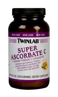 Super Ascorbate C (8 oz) TwinLab