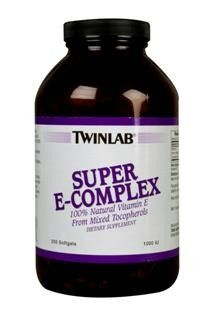 Super E-Com (1000 IU 250 softgels) TwinLab