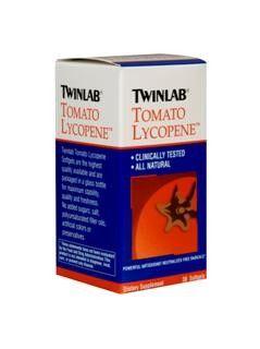 Tomato Lycopene (10 mg 60 softgels) TwinLab