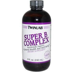 Super B Complex (8 oz) TwinLab