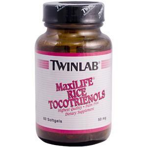 MaxiLife Rice Tocotrienols (60 capsules) TwinLab