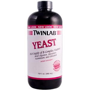 Liquid Yeast (16 oz) TwinLab