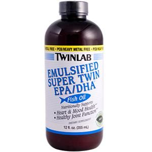 Super Twin EPA/DHA (12 oz)  TwinLab