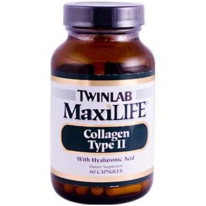 MaxiLife Collagen Type II (60 capsules) TwinLab