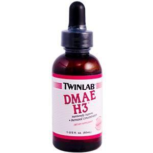 DMAE-H3 (1.66 oz) TwinLab