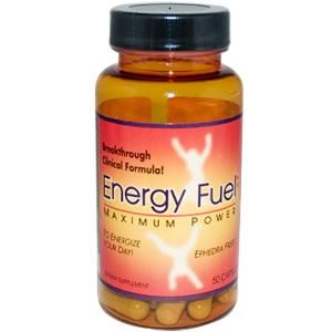 Energy Fuel Maximum Power (50 tabs) TwinLab