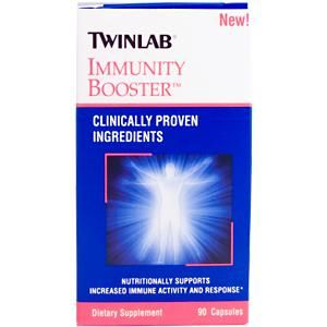 Immunity Booster (90 count) TwinLab