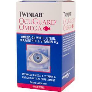 Ocuguard Omega (60 softgels) TwinLab