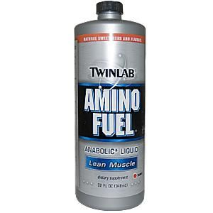 Amino Fuel Liquid Orange (32 oz) TwinLab