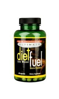 Ultimate Diet Fuel (60 capsules) TwinLab