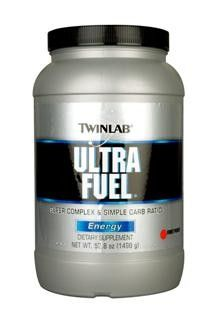 Ultra Fuel Powder (Fruit Punch 3.3 lbs) TwinLab