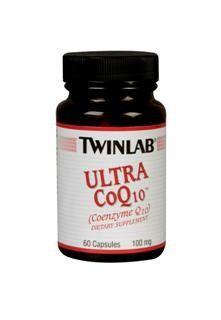 Ultra COQ10  (100 mg 60 capsules) TwinLab