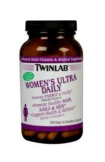 Womens Ultra Multi Daily (120 caps) TwinLab