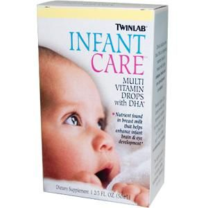 Infant Care (1.7 oz) TwinLab