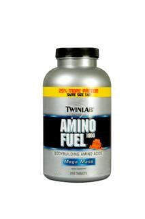 Amino Fuel 1000mg (250 ct) TwinLab