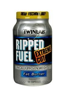 Extreme Ripped Fuel Ephedra Free (60 count) TwinLab