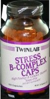 Stress B-Complex with C (100 ct) TwinLab