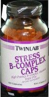 Stress B-Complex with C (100 ct) TwinLab