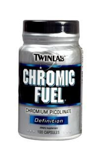 Chromic Fuel (100 ct) TwinLab
