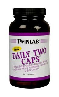 Daily Two Without Iron (90 count) TwinLab
