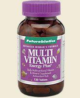 Multi Vitamin Energy Plus for Women   (60 tabs) Futurebiotics