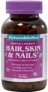 Hair Skin & Nails (135 tabs) Futurebiotics