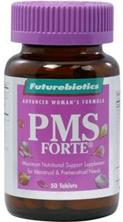 PMS Forte (50 tabs) Futurebiotics