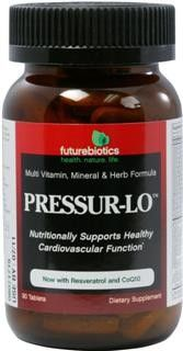 Pressur-Lo (90 tabs) Futurebiotics