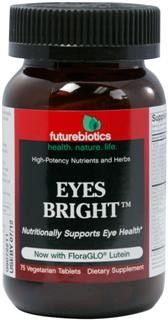 Eyes Bright (Formerly Bright-Eyes) (75 tabs) Futurebiotics