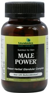 Male Power (60 tabs) Futurebiotics