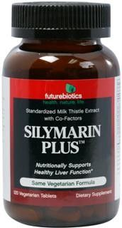 Silymarin plus (120 tabs) Futurebiotics