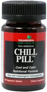 Chill Pill (60 tabs) Futurebiotics
