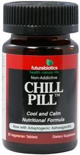 Chill Pill (60 tabs) Futurebiotics
