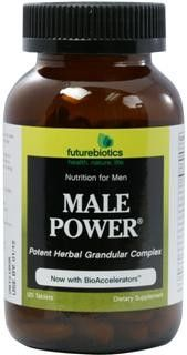 Male Power (120 tabs) Futurebiotics