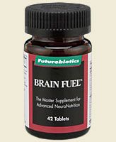 Brain Fuel (42 tabs) Futurebiotics