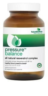 pressurebalance (30 Licaps) Futurebiotics