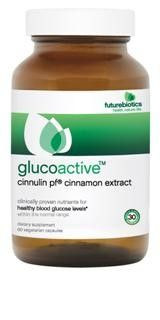 glucoactive(60 vcaps) Futurebiotics