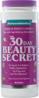 30 Day Beauty Secret (30 packs) Futurebiotics